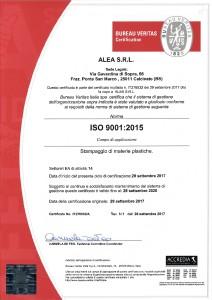ALEA SRL-9001 ALEA-001